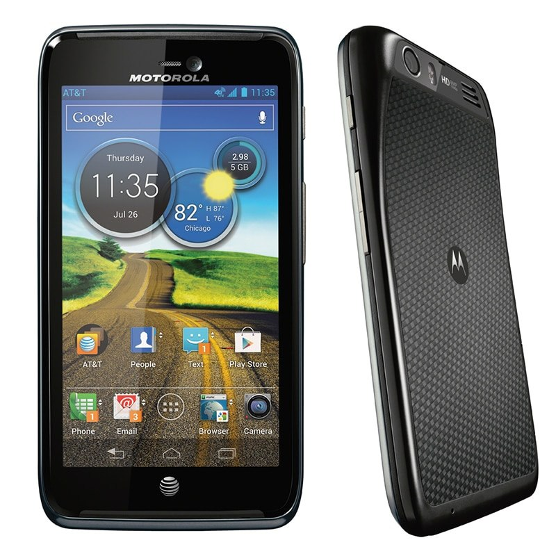 Motorola MB886 Atrix